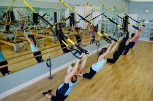 TRX Class - Centered Studio